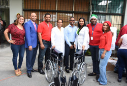 Asociación de Servidores Públicos del MT realiza aguinaldo navideño