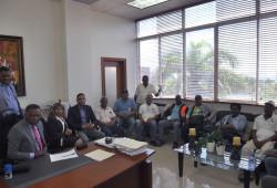Ministerio de Trabajo recibe directiva de FENTICOMMC