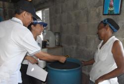 Ministerio de Trabajo concluye jornadas contra el dengue en la provincia Monseñor Nouel