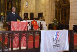 """Ministerio de Trabajo celebra eucaristía en conmemoración al """"Día Internacional de Lucha contra el Trabajo Infantil"""""""