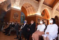 Ministro de Trabajo participa como invitado especial misa de acción de gracias por su cuadragésimo aniversario del INFOTEP