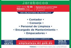 Ministerio de Trabajo invita a proceso de reclutamiento en Jarabacoa