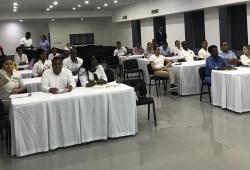 """Ministerio de Trabajo imparte taller del Reglamento"""" Seguridad y Salud en el Trabajo"""""""