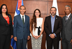 Ministerio de Trabajo firma acuerdo interinstitucional con la Fundación para el Desarrollo Comunitario Save The Children Dominicana