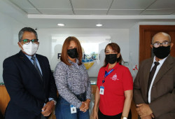 Ministerio de Trabajo capacita sobre riesgos y accidentes laborales empresas de La Vega y La Altagracia