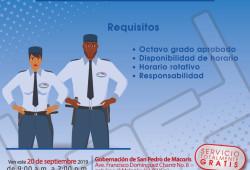 Ministerio de Trabajo invita jornada de Empleo en San Pedro de Macorís